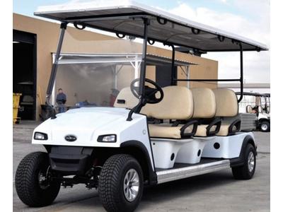 Elektrikli Golf Arabası 6 Kişilik - 4,5 Kw