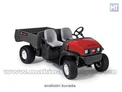 Hizmet Golf Arabası Benzinli - 14 Hp