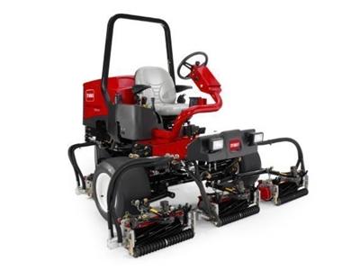 Çim Bakım Makinası Dizel - 18,5 Kw