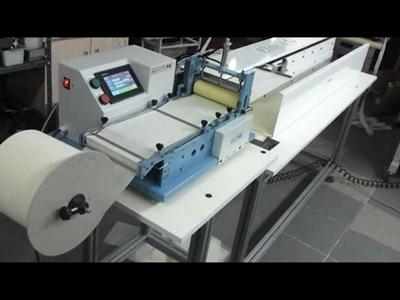 İstiflemeli Kesme Makinası - 17 Cm
