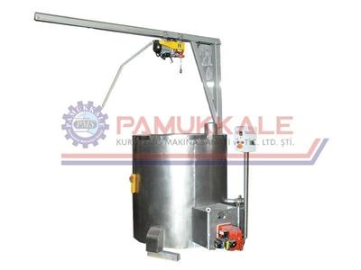 Pm 15 Bandırma / Sos Kaplama Makinası
