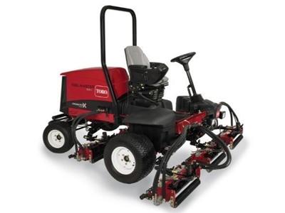 Çim Bakım Makinası Dizel Kubota Motor - 31,5 Hp