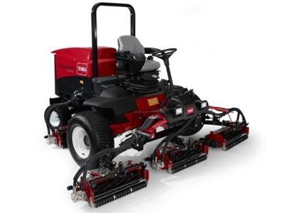 Çim Bakım Makinası Dizel Kubota Motor - 49 Hp