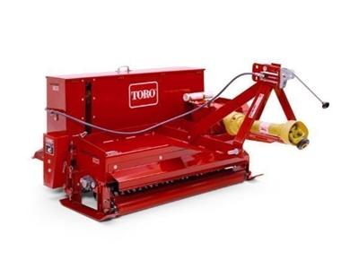 Çim Tohum Ekim Makinası - Çalışma Genişliği 122 Cm