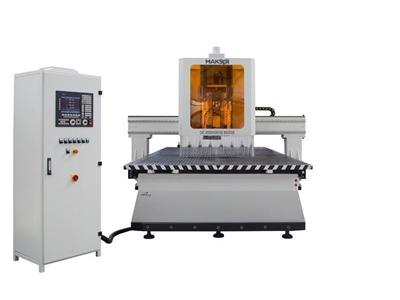 Cnc Ahşap İşleme Makinası - 1400 X 2800 Mm Makser ATC 1428 K Makser ATC 1428 K ...