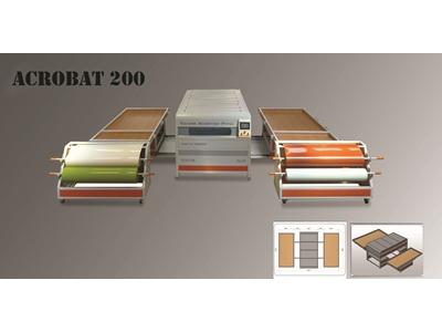 Acrobat 200 Vakum Membran Pres Makser Acrobat 200 Makser Acrobat 200 1