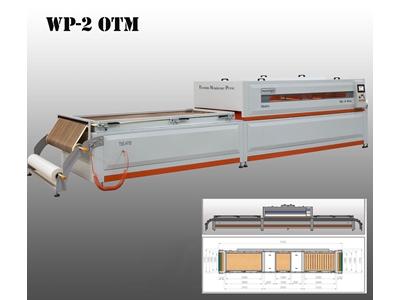 Membranlı Vakum Pres 1400 X 3000 Mm Makser MULTX WP 2 OTM