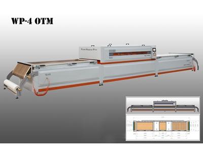 Membranlı Vakum Pres 1400 x 3000 mm Makser MULTX WP 4 OTM