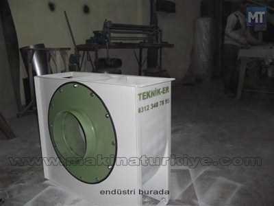 5000 m3 Fan