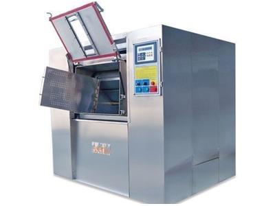 60 Kg/Sefer Endüstriyel Çamaşır Yıkama Makinası - Hijyen Bariyerl
