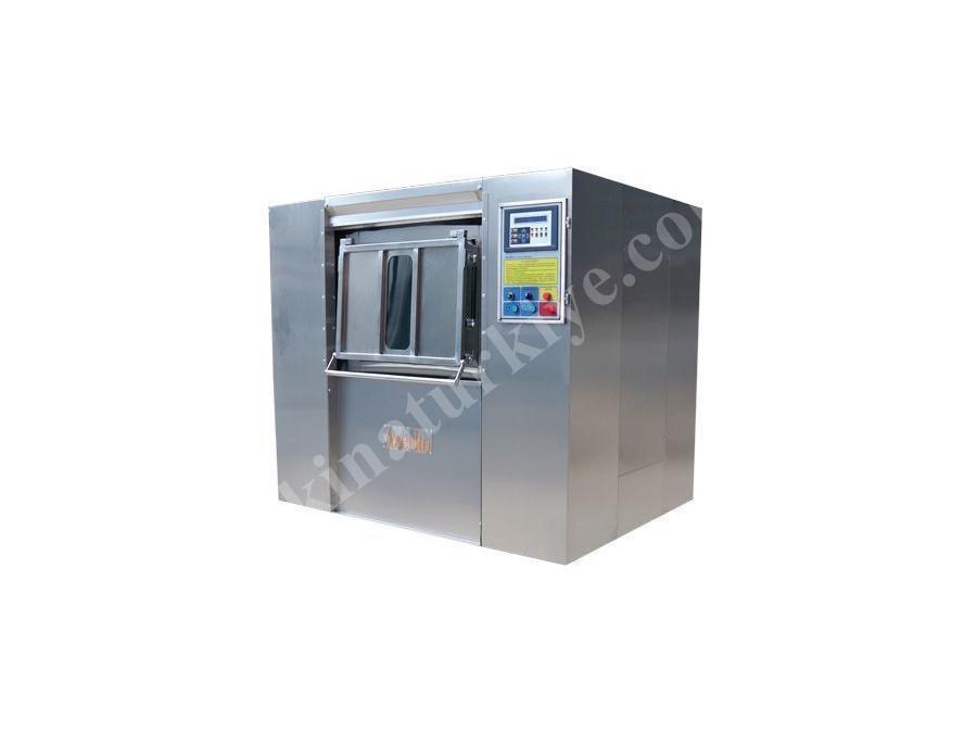 60 Kg/ Sefer Hastane Tip Çamaşır Yıkama Makinası - Hijyen Bariyerli