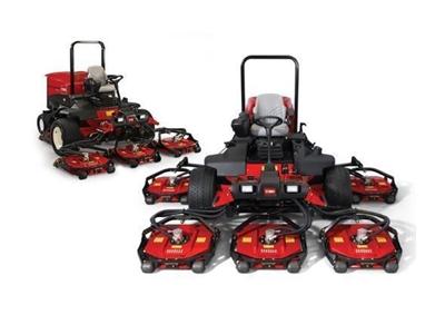 Çim Biçme Makinası Kubota Dizel Motor - 381 Cm