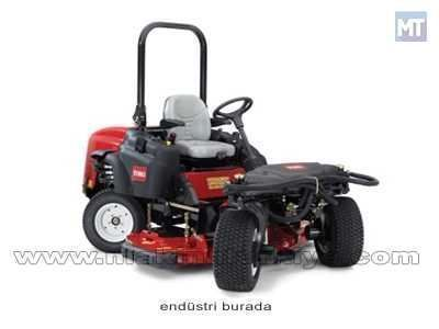 Çim Biçme Makinası Kubota 36 Hp Dizel Motor - 183 Cm