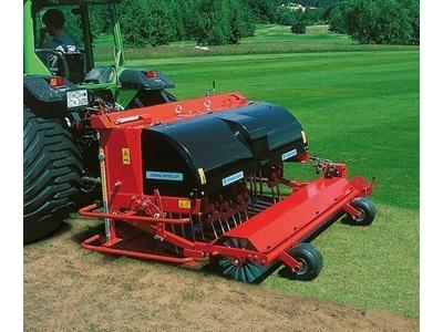Çim Bakım Sıkıştırma Ve Havalandırma Makinası - 160 Cm