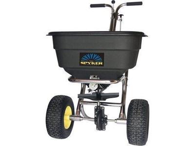 Granüle Gübre, Çim Tohumu Ve Tuz Serpme Makinası 54 Kg