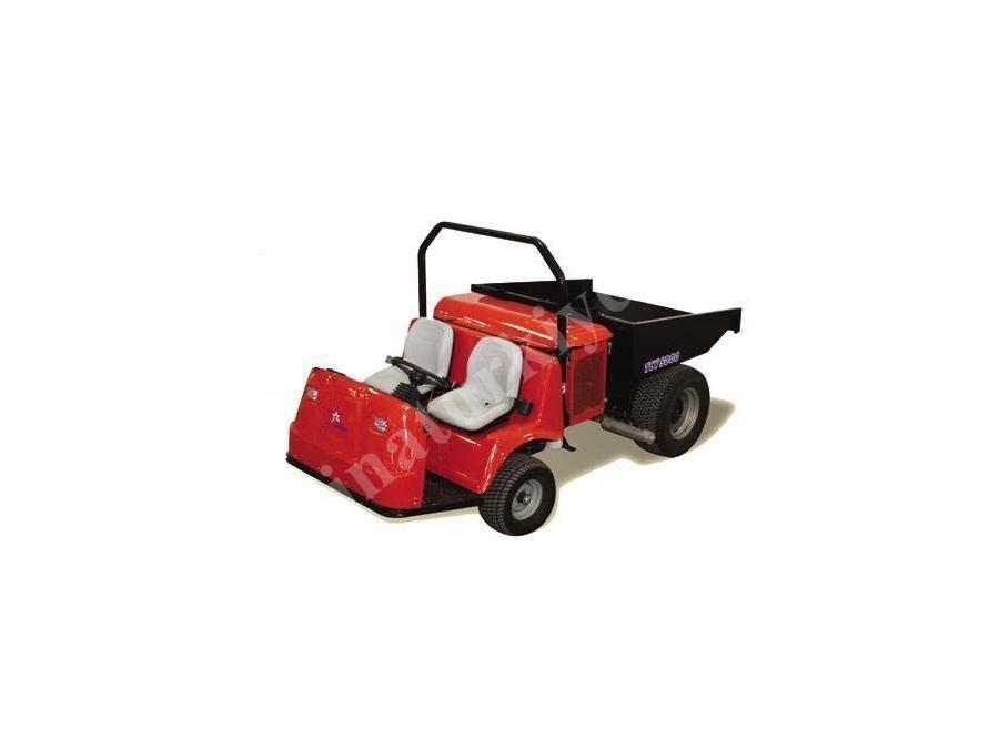 Çim Bakım Makinası Dizel 35,5 Hp