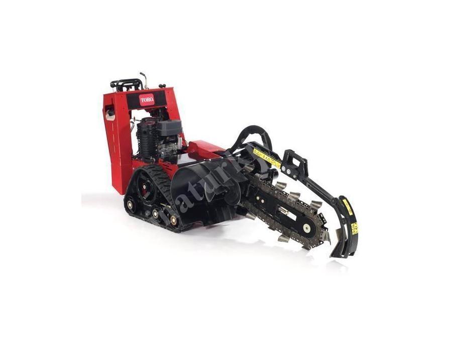 Çim Bakım Makinası Benzinli 20 Hp Kawasaki Motor
