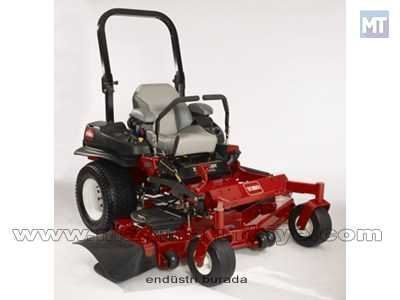 Çim Kesme Makinası 25,5 Hp Dizel Kubota Motor 152 Cm