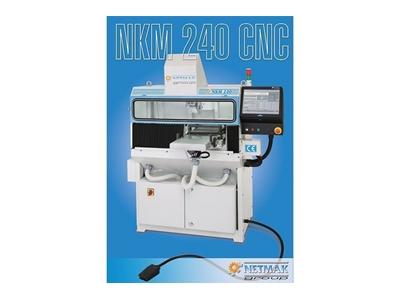 Netmak Nkm 240 Cnc Kapı Kasası Birleştirme Makinası - 200 Mm