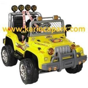 Akülü Jeep