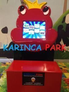 Dokunmatik Ekran Boyama Makinası