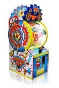 Crang İt Çarkıfelek Oyun Makinası