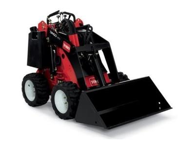 Dingo 320 Bahçe İçin Kompakt Bahçe Makinası 20 Hp Dizel