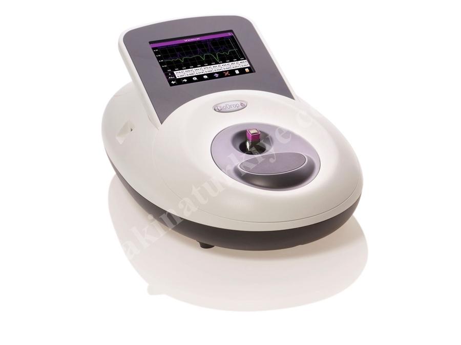 Biodrop Touch Mikro Ölçüm Spektrofotometre Cihazı