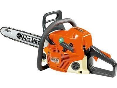 2 Hp Benzinli Motorlu Ağaç Testeresi Oleamac Gs 350