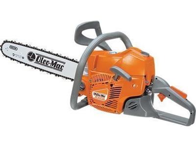 2,5 Hp Benzinli Motorlu Ağaç Testeresi Oleamac Gs 410 Cx