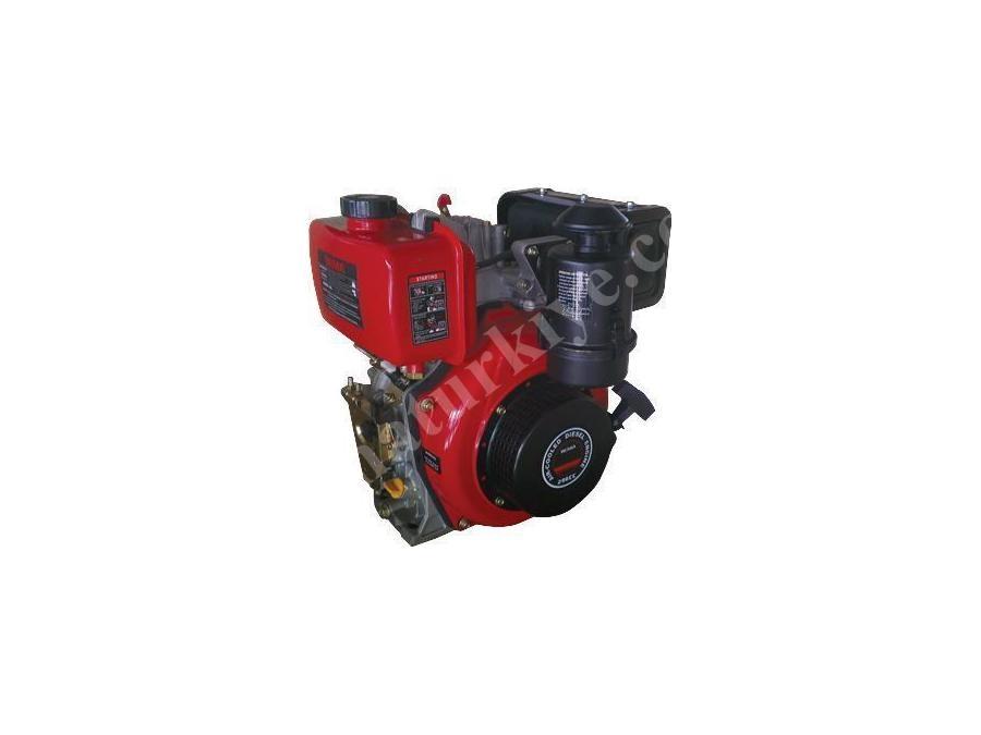 6,7 Hp Dizel Motor İpli