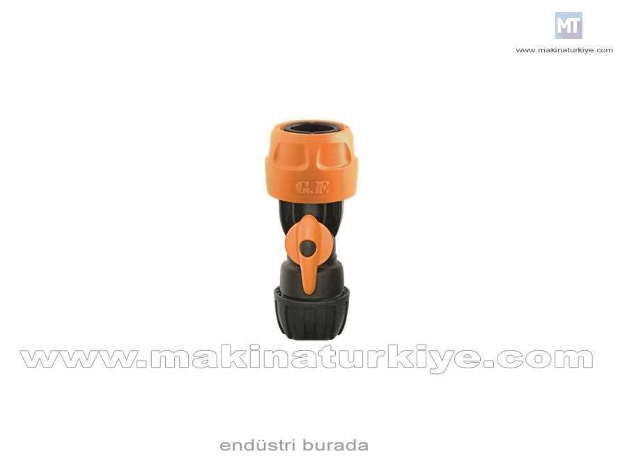 GF 8000-5024 Hortum Adaptörü Ayarlı Vana 1/2 - 5/8