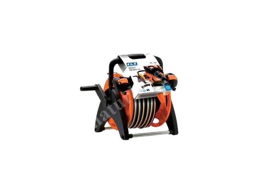 Gf 8000-5757 Hortumlu Makara 1/2  15 Mt Tabancalı Set