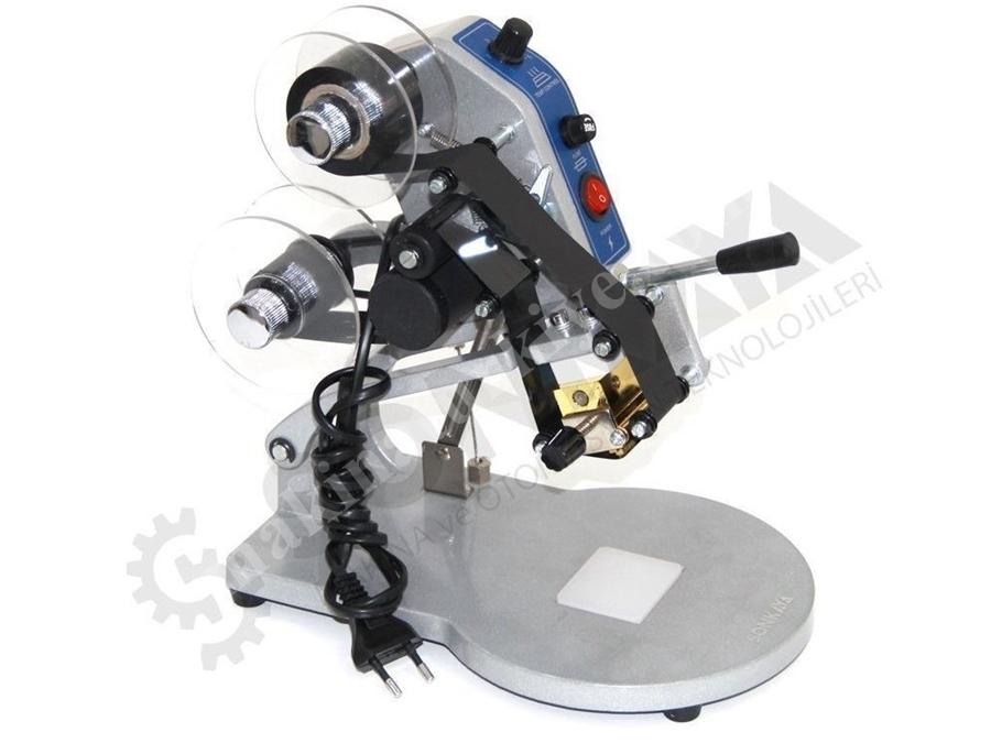 Sonkaya Manuel Tarih Kodlama Makinası 30mm