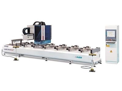 Cnc Ahşap İşleme Oyma Makinası 1300 X 4500 Mm