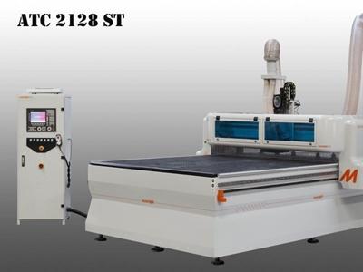 Cnc Ahşap İşleme Makinası 2100 X 2800 Mm