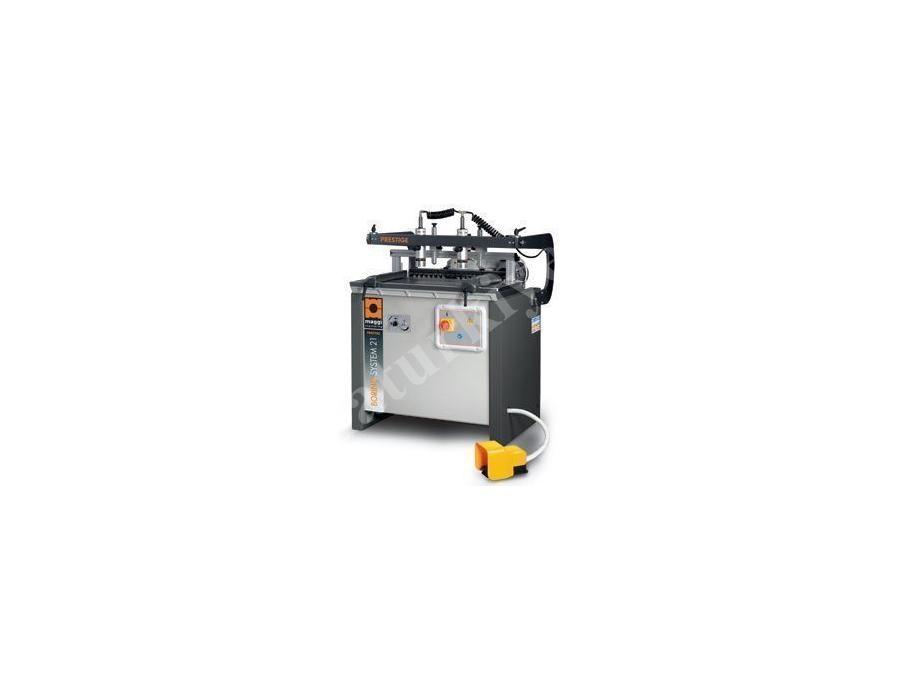 Boring System 21 Çoklu Delik Delme Makinası 65 Mm