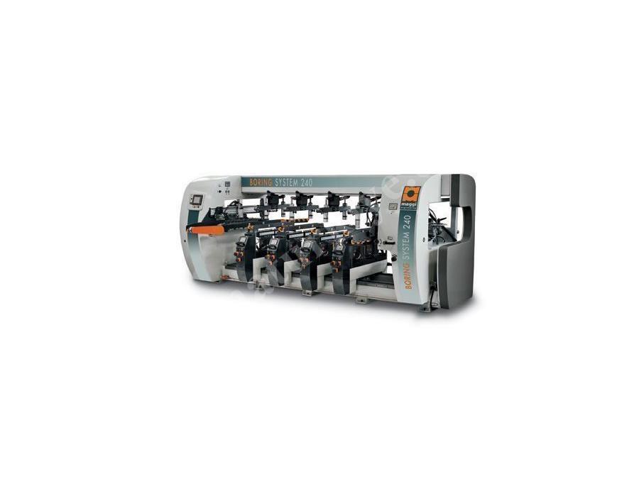Boring System 240 Çoklu Delik Delme Makinası