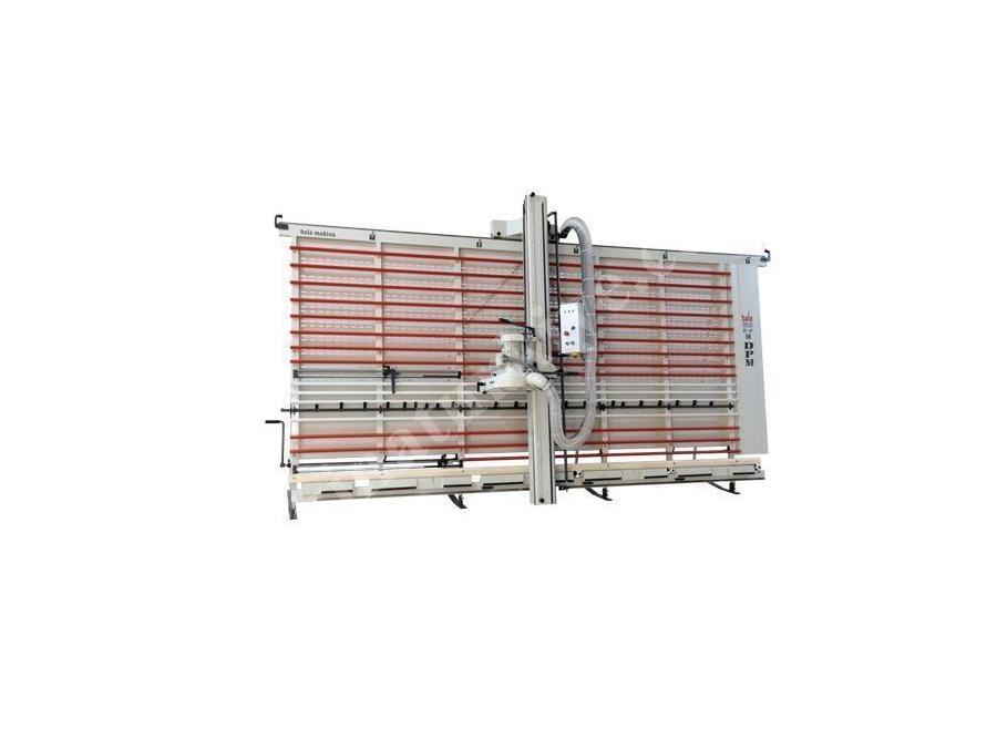 Bala Dpm 21 X 41 Dikey Panel Ebatlama Makinası