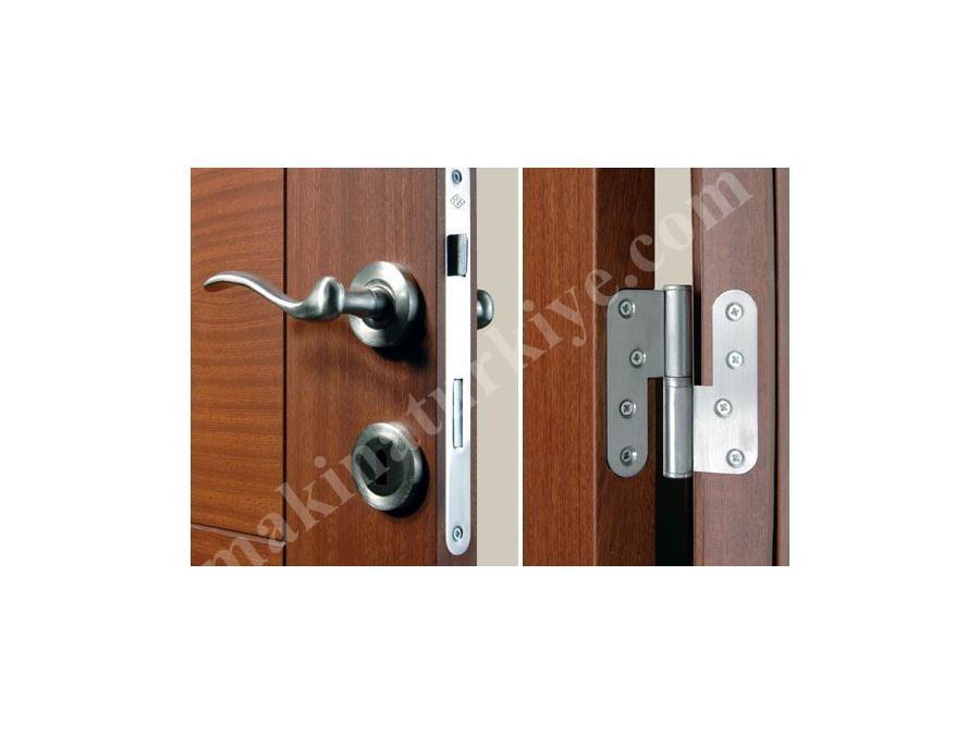 Toscopia 4 Kapı Kilit Yeri Açma Makinası 210 cm