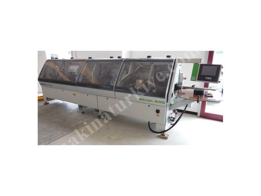 Biesse Akron 445 Full Otomatik Kenar Bantlama Makinası