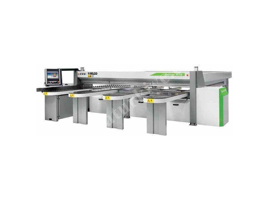 Panel Ebatlama Makinası 90 Mm