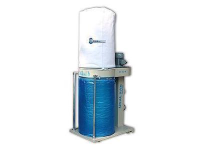 Zemin Temizlemeli Toz Toplama Makinası 1600 M³ /Saat