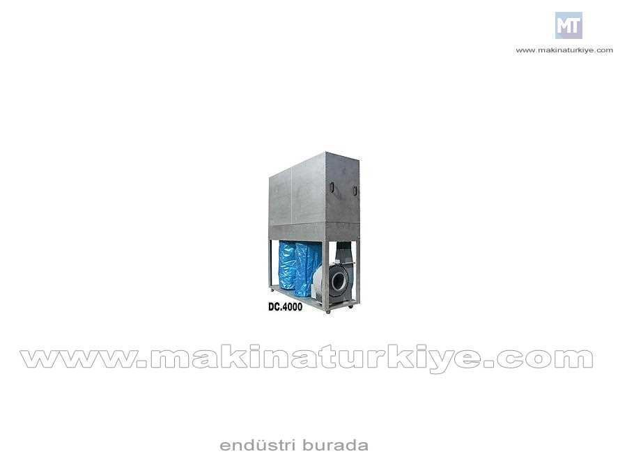 Ünalsan Dc,4000 Toz Toplama Makinası 4000 M³ /Saat