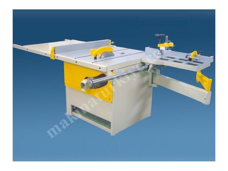 Özyönmak YDT U400 Çizicili Yatar Daire Makinası - 1400 Mm