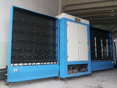 4 Fırçalı 1800 Lük Cam Yıkama Makinası