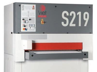 Biesse Viet S219 Kalibre Zımpara Makinası