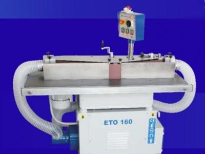 Çelik Makina Eto 160 Osilasyonlu Kenar Zımpara Makinesi