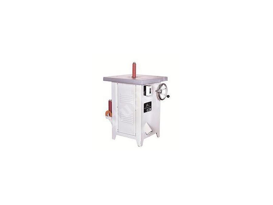 Çelik Makina Osilasyon Merdane Zımpara Makinası