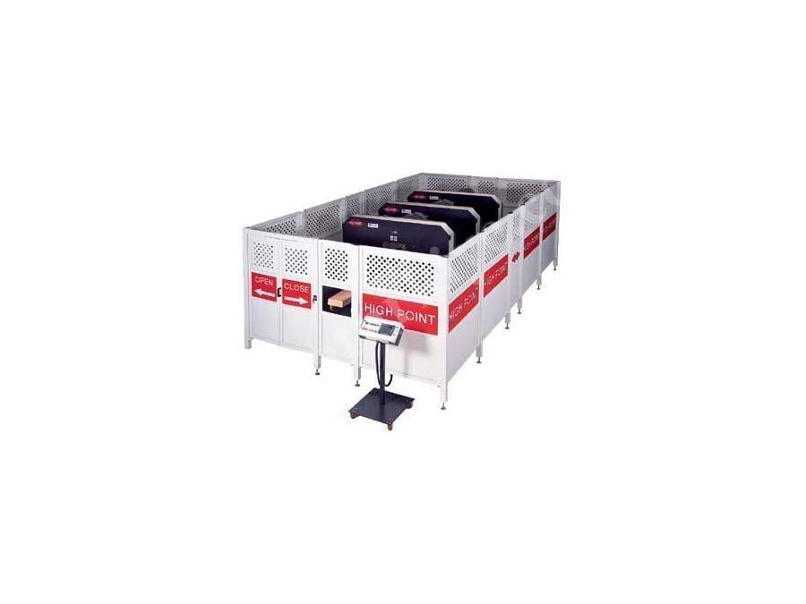 High Point Hp400-3 Ahşap Yatay Şerit Testere Makinası